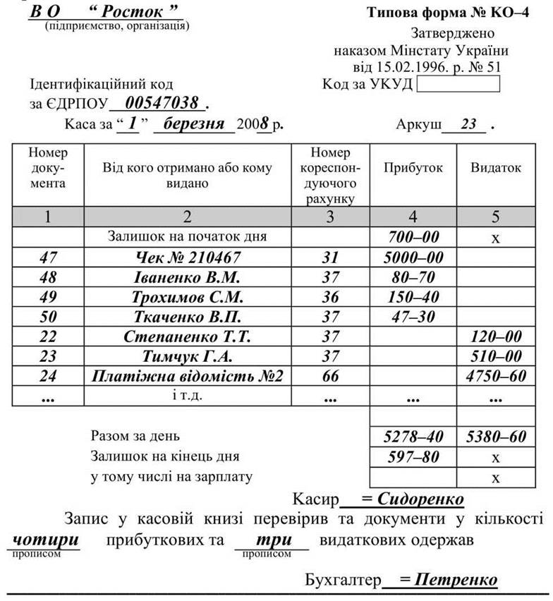 Главная Книга Бланк Скачать Формате Excel Украина - фото 11