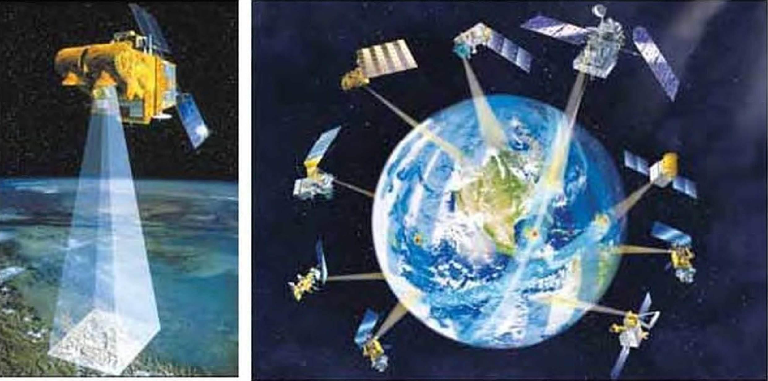 Картинки по запросу супутники землі фото