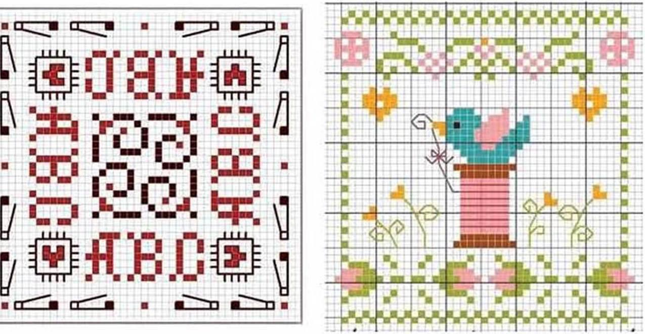 Якими вишивальними швами можна виконати подані нижче схеми вишивки  22.  Визнач послідовність виготовлення зображеного виробу. 6978a252eddf1